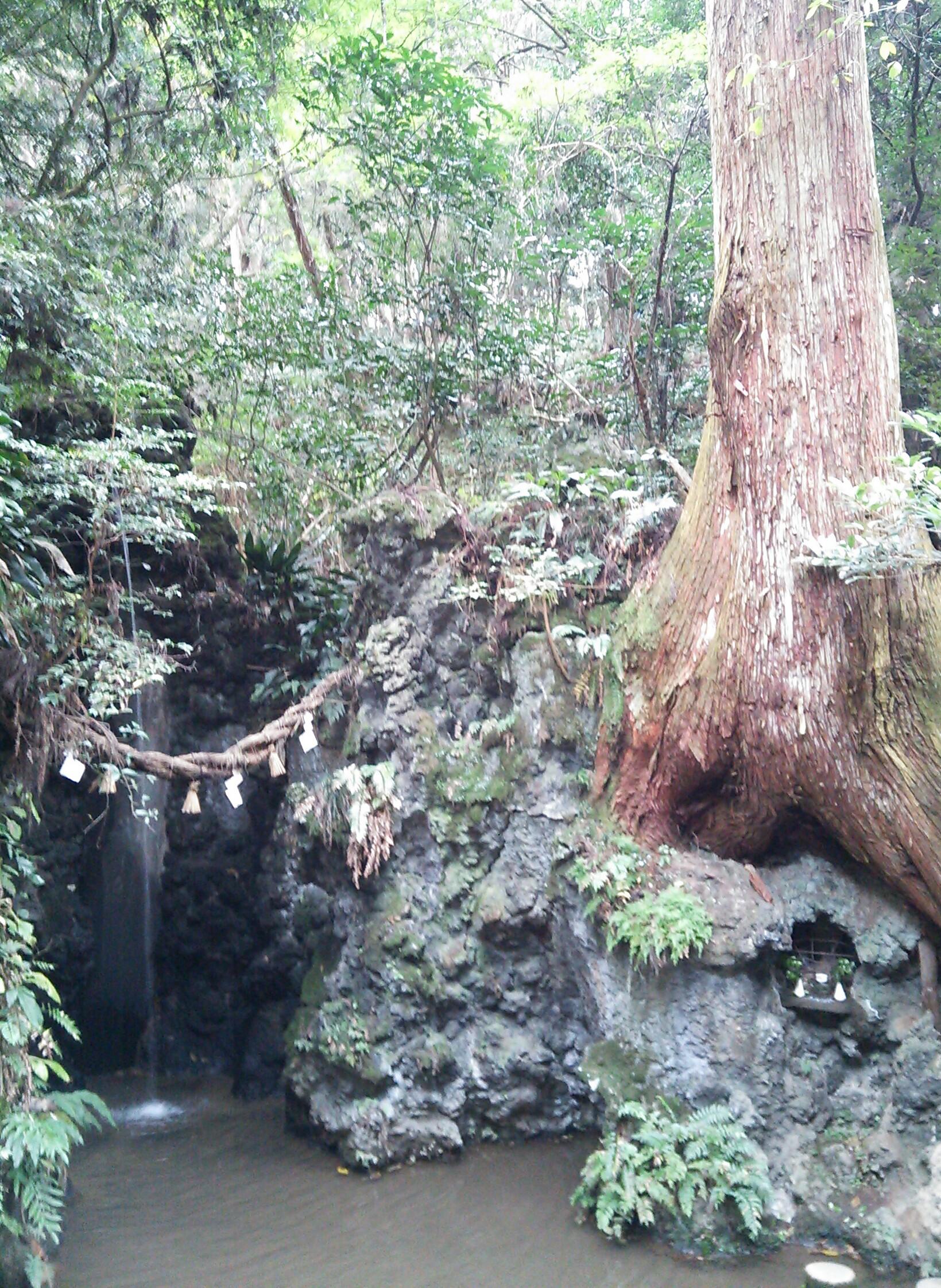 油山るり滝