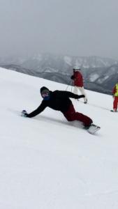 白馬岩岳スキー場⑥