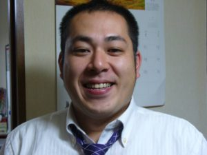 松本の笑顔