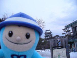 松本城外観